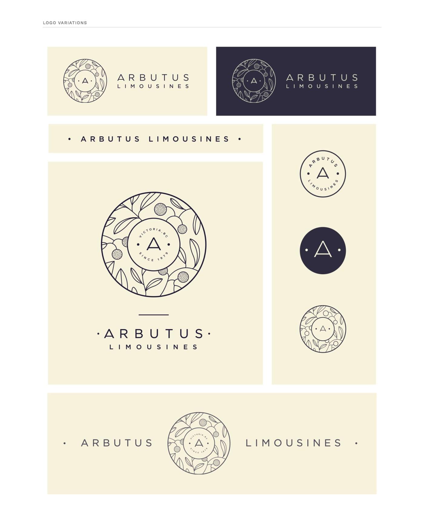 arbutus_logovariants